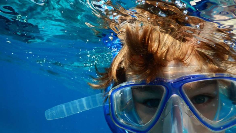 Snorkell en Menorca